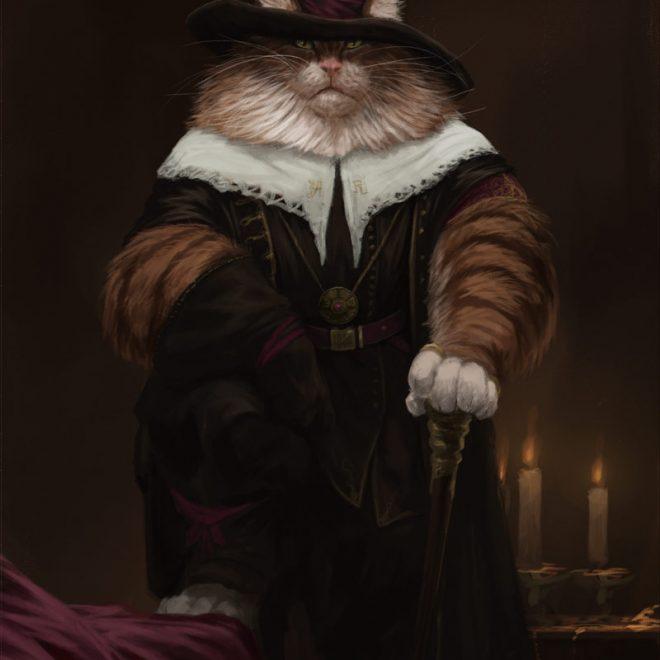 Historia-Gatto-Mercante