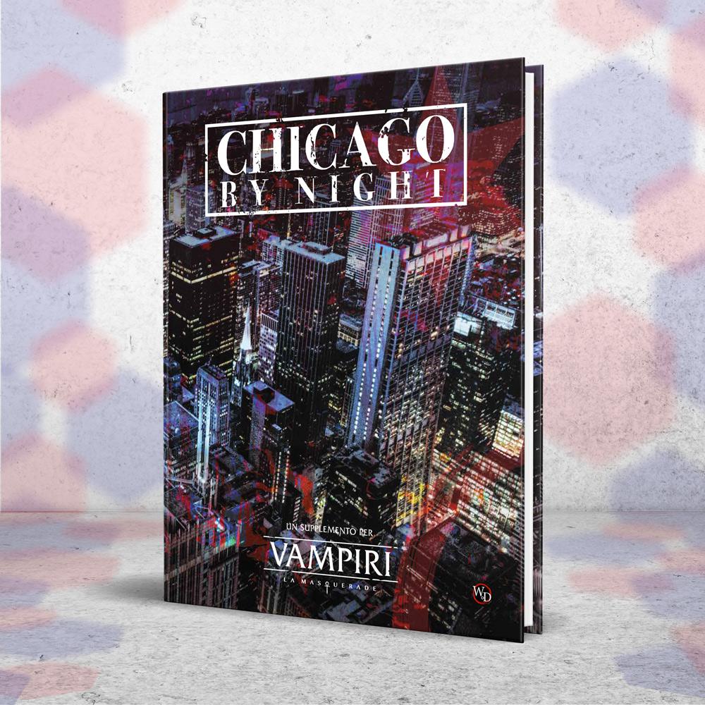 Copertina di Chicago by Night