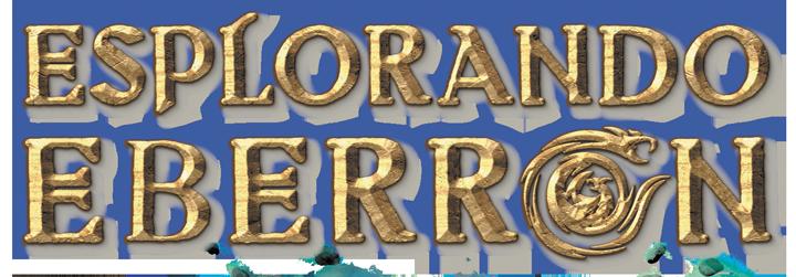 Esplorando Eberron Logo